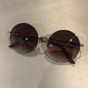 Forever 21 Round Sunglasses